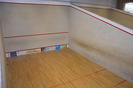 Squashen in The Loft | Ronse